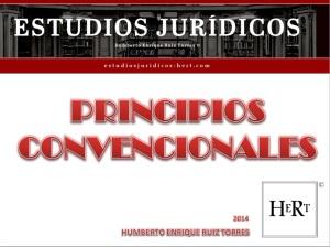 PRINCIPIOS CONVENCIONAES 2014